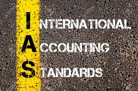 Picture for category international accounting standers
