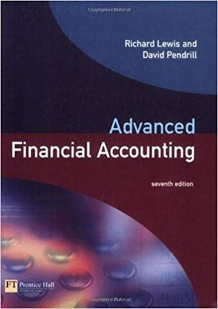 Picture for category Advanced Financial Accounting