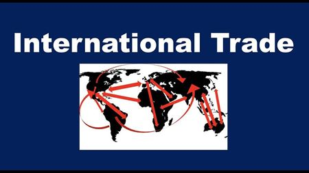 Picture for category International trade fundamentals