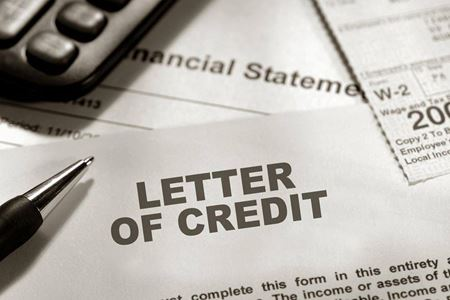 Picture for category letters of guarantee & Standby letters of credit